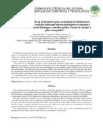 Aplicaciones de un acelerómetro para la medición de inclinaciones horizontales y verticales