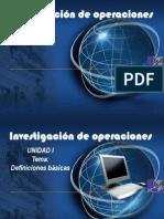 1. Intro Inv Operativa