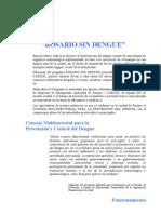 Rosario Dengue
