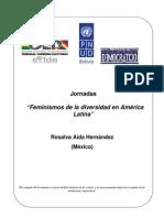 Feminismos de la diversidad en América Latina
