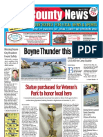 Charlevoix County News - July 12, 2012