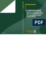 La Educacion Policial - PNUD