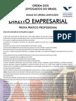 VII Exame Empresarial