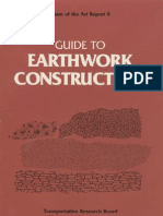 Embankment Foundations - Guide to Earth Work Construction