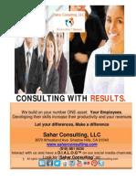 Employee Engagement Workshops' Catalog