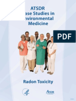 ATSDR -Radon Toxicit Radon-1