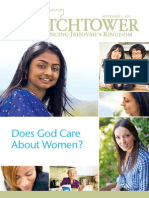 Does God Really Care About Women?