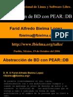PEAR_DB