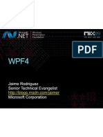 Whats New in WPF 4