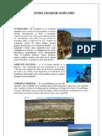 Accidentes Geograficos Del Peru