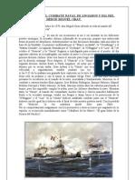 Aniversario Del Combate Naval de Angamos 2008