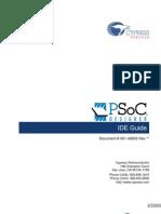PSoC Programmer User Guide1