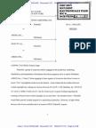 Aereo Ruling Preliminary Injunction Denied