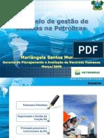 O Modelo de Gestão de Pessoas na Petrobras.