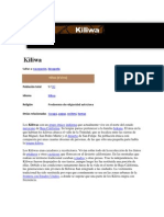 Kiliwa