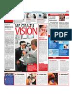 Mejora tu visión con trasplante de córnea