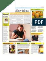 Nutrición y tabaco