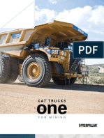 Cat Mining Trucks Brochure_AEXQ0509