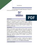 INFOCENTROS (informatica)