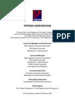 Final Prospectus Pcor