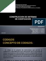 Construccion de Sistemas de Codificacion