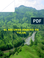 EL RECURSO HÍDRICO EN TULUÁ1