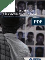 Atención y reparación a las víctimas en lo local