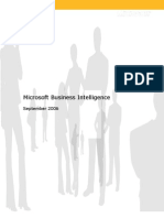 Business Intelligence Product Guide