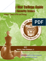 U.S. Army War College Guide to National Security Issues, Vol. 1: Theory of War and Strategy, 5th Ed.