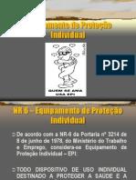 Equip Palestra EPI