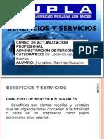 Beneficios y Servicios