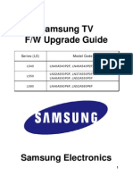 Firmware Upgrade Instruction L540 L550 L580