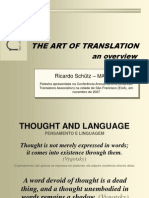 Art of Translation Presentation