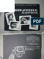 Bonnie and Clyde Scrapbook