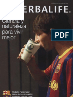 Revista Productos Herbalife