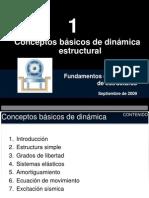 Notas de Clase de Dinamica Estructural