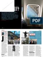 FHM Magazine interview of Federal Air Marshal whistleblower Robert MacLean, July 2012