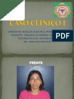 CASO CLÍNICO I INTEGRADA