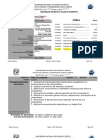 Programa Operativo Tcpmp c