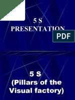 5s Presentation 4 3 02 Class