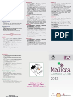 Pieghevole Medicea 2012 Cerreto Guidi