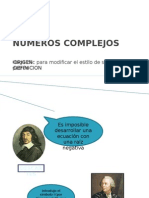 Mate IV Numeros Complejos