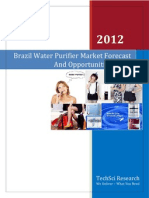 Brazil Water Purifier Market Forecast and Opportunities 2017