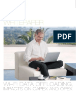 Wi-Fi Data Offloading