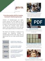 Sajeevta Newsletter 11July2012