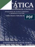 Estática para Ingenieros Civiles - Carlos Vallecilla Bahena