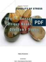 How to Manage Your Unique Needs and Overcome Stress