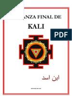 Ibn Asad La Danza Final de Kali