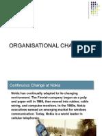 Organisational Change and Development(1)