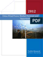 China Wind Power Market Forecast and Opportunities 2017_Scribd